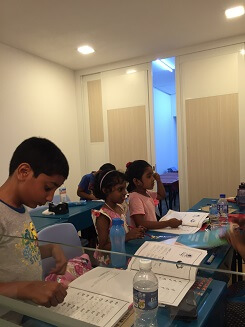 Tamil tuition class